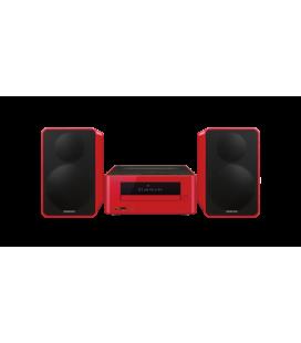 CD Hi-Fi Mini System Onkyo CS-265 - red