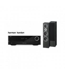 Receiver Harman Kardon HK 3700 cu Boxe Magnat Supreme 802