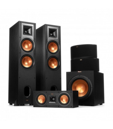 Set de boxe 5.1 Klipsch  R-28F HOME THEATER SYSTEM