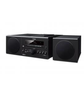 Micro sistem stereo cu Bluetooth® Yamaha MCR-B043 Black, CD, iPod/iPhone, iPad (via USB), USB, radio FM, Aux-in
