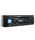 MP3 player auto Alpine CDE-195BT, Bass Engine SQ, Digital Time Correction, Aux-in, made for iPod/iPhone