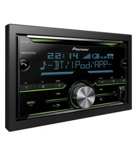 MP3 player auto Pioneer FH-X730BT, iPhone Direct Control, Android, Display Illumination, USB