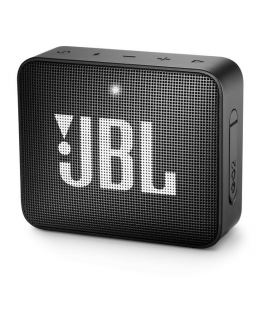 Boxa wireless portabila cu Bluetooth® JBL GO 2 Black, IPX7 Waterproof