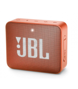 Boxa wireless portabila cu Bluetooth® JBL GO 2 Orange, IPX7 Waterproof