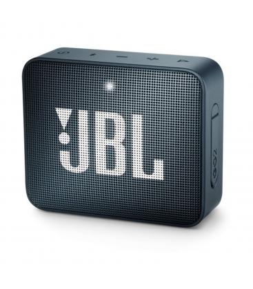 Boxa wireless portabila cu Bluetooth® JBL GO 2 Slate Navy, IPX7 Waterproof