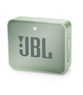 Boxa wireless portabila cu Bluetooth® JBL GO 2 GLACIER MINT, IPX7 Waterproof