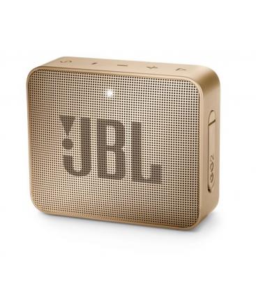 Boxa wireless portabila cu Bluetooth® JBL GO 2 Ruby Red, IPX7 Waterproof