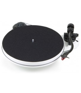 Turntable Pro-Ject Carbon RPM 1 Carbon White , Doza MM Ortofon 2M Red
