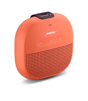 Boxa Wireless portabila cu Bluetooth Bose SoundLink Micro Bright Orange