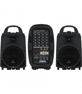Sistem boxe PA portabile BEHRINGER Europort PPA500BT