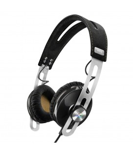 Casti on-ear Sennheiser Momentum I pentru iPhone - black