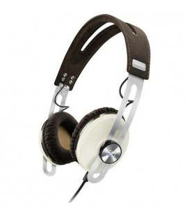 Casti on-ear Sennheiser Momentum I pentru iPhone - ivory