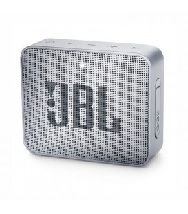 Boxa wireless portabila cu Bluetooth® JBL GO 2 Ash Grey, IPX7 Waterproof