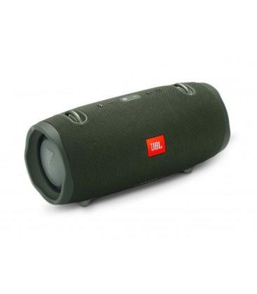Boxa wireless portabila JBL Xtreme 2 Forest Green, Bluetooth® 4.2, IPX7 waterproof, JBL Connect+, 10000mAh Battery