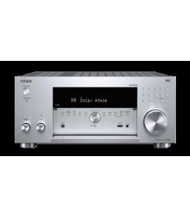 Network A/V Receiver 7.2 Onkyo TX-RZ830 Silver, THX®, Dolby Atmos®, DTS:X, FlareConnect, Wi-Fi®, AirPlay, Spotify®, Chromecast