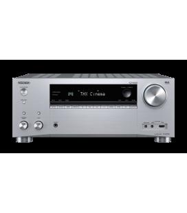 Network A/V Receiver 7.2 Onkyo TX-RZ730 Silver, THX®, Dolby Atmos®, DTS:X, FlareConnect, Wi-Fi®, AirPlay, Spotify®, Chromecast