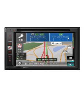 DVD Auto Premium cu navigatie Pioneer AVIC-F980BT, 2DIN, GPS, CD/DVD, MirroLink si modul Bluetooth® incorporat