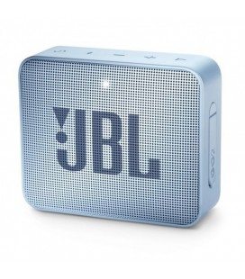 Boxa wireless portabila cu Bluetooth® JBL GO 2 IceCube Cyan, IPX7 Waterproof