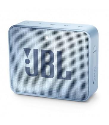 Boxa wireless portabila cu Bluetooth® JBL GO 2 IceCube Cyan, IPX7 Waterproof