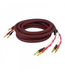 Cablu de boxe echipat Dynavox PerfectSound 2*2.0m