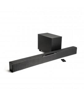SoundBar Jamo Studio SB 40 Black, Dolby Audio® Decoding, Wireless Sub, Bluetooth®, HDMI 2.0 4K Video Pass Through