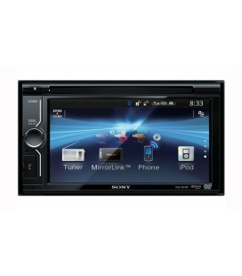 DVD Auto Sony XAV-601BT, dvd auto 2DIN, Bluetooth, MirrorLink
