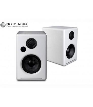 Boxe active Blue Aura WS30i White