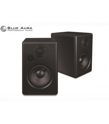 Boxe active Blue Aura WS30i Black