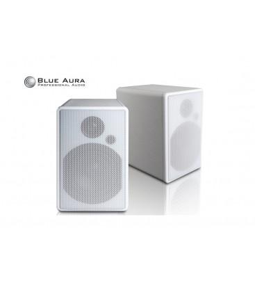Boxe wireless Blue Aura WS80i White - pereche