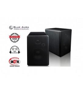 Boxe wireless Blue Aura WS80i Black - pereche