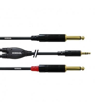 Cablu Audio stereo Cordial CFY 1.5 WPP Long , 1.50m