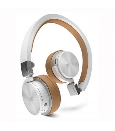 Casti wireless AKG Y45BT White, casti on ear cu bluetooth