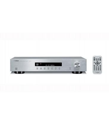Tuner hi-fi Yamaha T-D500 silver, tuner digital DAB