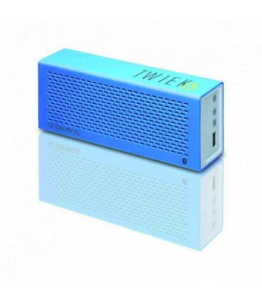 Boxe wireless Audiovox TWIEK6 LightBlue, boxa portabilabluetooth