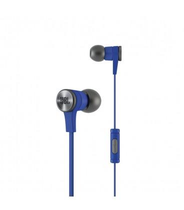 Casti JBL E10 Blue, casti in ear cu microfon