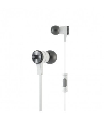 Casti JBL E10 white, casti in ear cu microfon