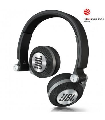 Casti JBL E30 black, casti on ear cu microfon