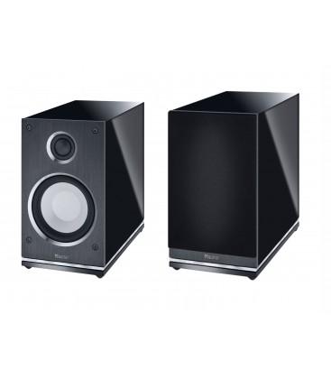 Boxe stereo Magnat Edelstein Piano Black, boxe de raft - pereche