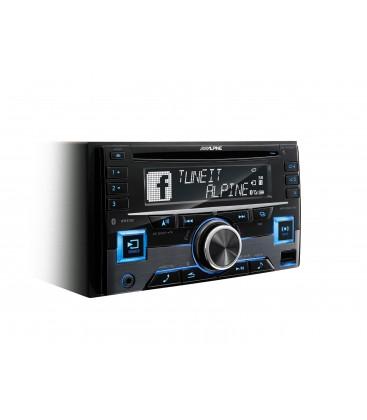 Mp3 player auto Alpine CDE-W296BT, 2 DIN