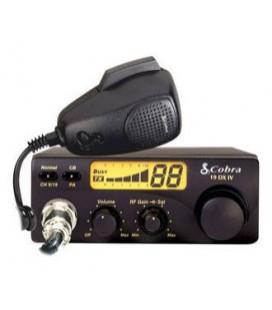Cobra 19DX IV EU, statie radio emisie receptie