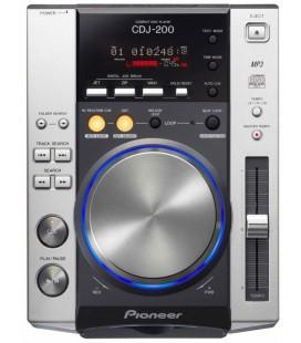 Pioneer CDJ-200, CD Deck Pioneer