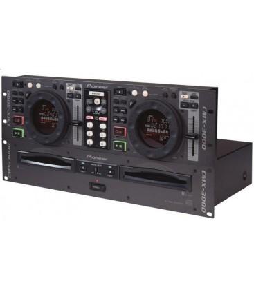 Pioneer CMX-3000, Twin CD Deck Pioneer