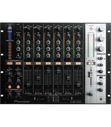 Pioneer DJM-1000, Mixer Digital 6 canale Pioneer