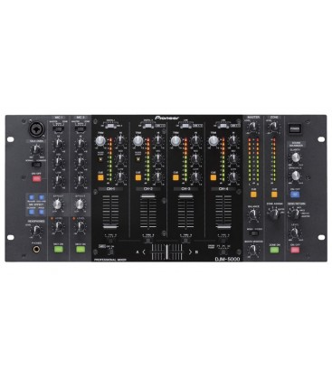 Pioneer DJM-5000, Mixer 4 canale Pioneer