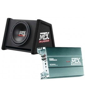 Pachet subwoofer auto MTX RTP 2000