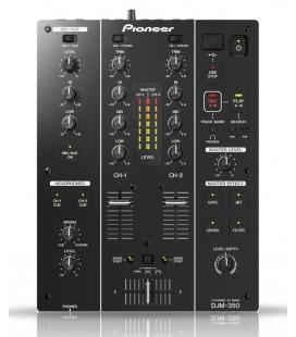 Pioneer DJM-350, Mixer 2 canale Pioneer