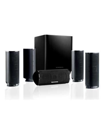 Boxe Harman Kardon HKTS 16 BQ, set boxe 5.1 surround
