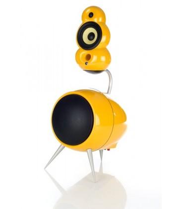 Scandyna Megapod Kit Yellow, boxe de podea Scandyna - pereche