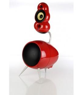 Scandyna Megapod Kit Red, boxe de podea Scandyna - pereche