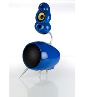 Scandyna Megapod Kit Blue, boxe de podea Scandyna - pereche